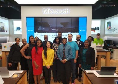 Cohort IV and Microsoft
