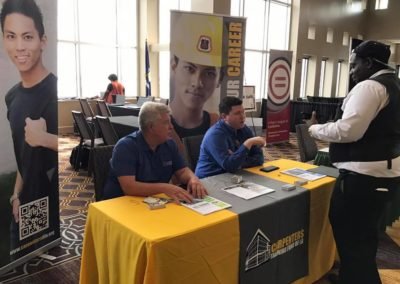 job fair 2018 carpenters