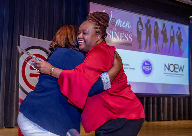 Women's Business Resource Center Announces Four Finalists for the 2020 Women-In-Business Challenge