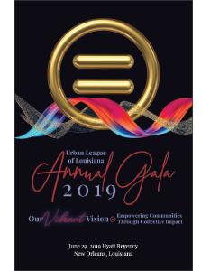 Gala 2019 Program