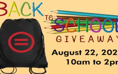Parent Information Center hosting Back to School Giveaway