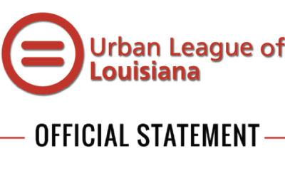 Statement from the Urban League of Louisiana on the passing of Mrs. Millie M. Charles