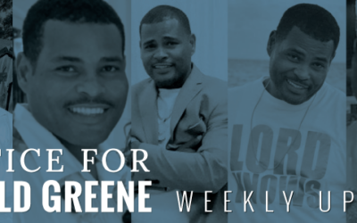 Justice for Ronald Greene – August 20, 2021 Update