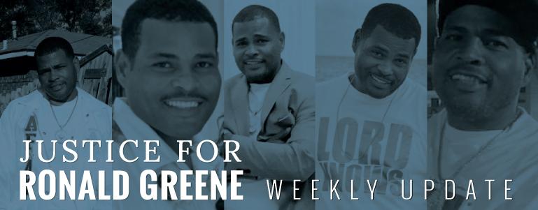 Justice for Ronald Greene – September 24, 2021 Update