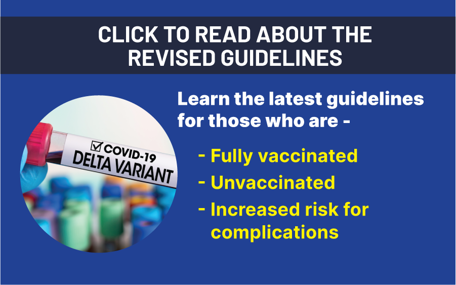 Covid Cases Surge Among the Unvaccinated. New Precautions Advised.